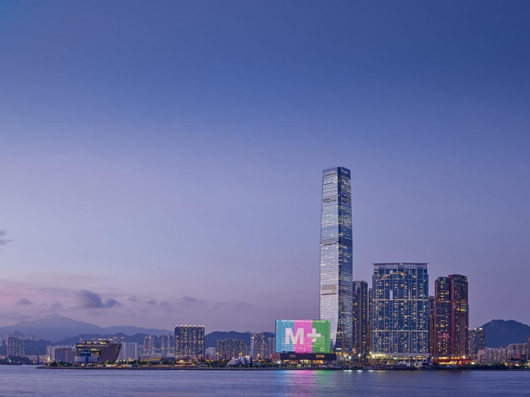 M+ - Asia's first global museum of contemporary visual culture - to open this November in Hong Kong