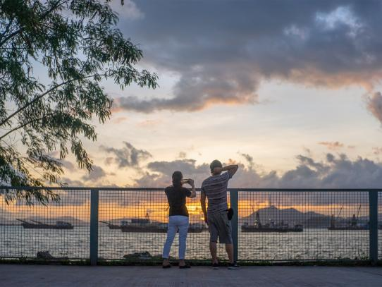 An Afternoon in West Kowloon: Couples' Edition