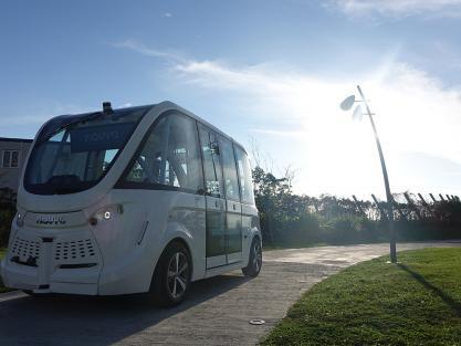 Autonomous Vehicle – Trial Service