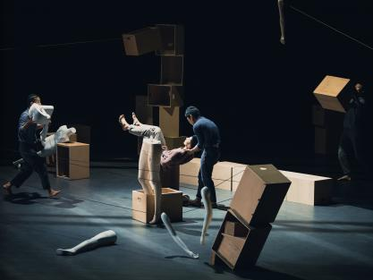 Gu Jiani and Untitled Group: Transition